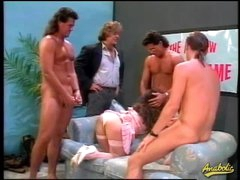 80s porn bang with curly hair gal