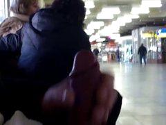 Dickflash in public Nineteen
