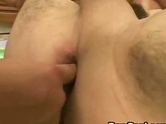Ethnic homosexual partners risky fucking and nice cumshots