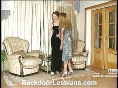 Joanna&Irene nasty anal lesbian video