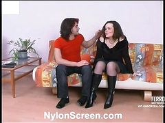 Nora&Danil nylon fucking video
