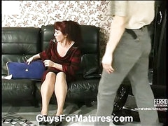Lillian&Marcus perverted mature action