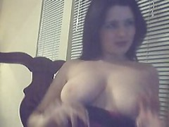 This hot lady does unbelievable things with her boobs before your eyes. This mom knows how to make you stick to your monitor!