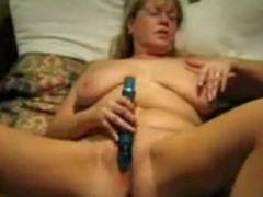 The hottest of wifes videos reveals the secret of this mature lady. She adores being hard satisfied with sex toys and indulges daily in hot masturbation session. The whore teases her pussy with a sex toy promoting its cum and cries of extreme orgasm.