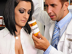 `Presley is a very busy doctor with no time for a personal life. That Playgirl has been secretly writing herself prescriptions for a recent kind of `raunchy enhancer`. Keiran, the pharmacist, catches on to Presley's little plan and confronts her. That Playgirl tells him about the pills and what they can do so they one as well as the other take some have a very intense sexual experience.`