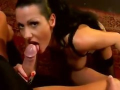 Dirty dungeon angel suck and fuck orgy