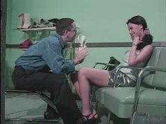 Foot fetish fuck