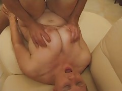 Hot chubby older orgy