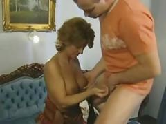 Redhead Mature German Mamma